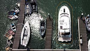 DockSense - udfordringer ved docking | Raymarine - A Brand by FLIR