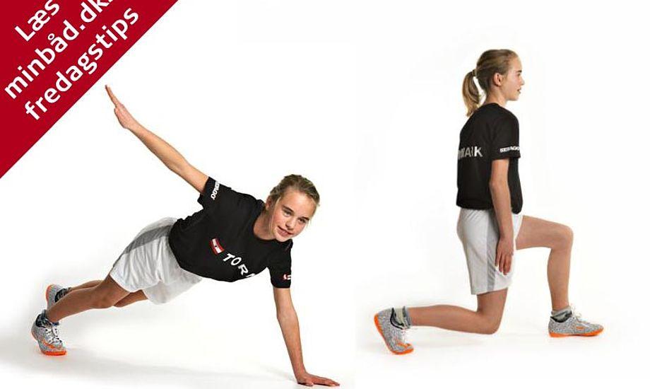 Ligesom fed mad og alkohol, er gymnastik ikke noget vi snakker om, og måske heller ikke noget vi gør noget ved. Fotos: Dansk Sejlunion