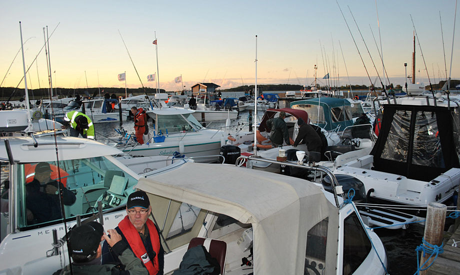 Fredag aften er der skippermøde og officiel åbning af stævnet ved Jane Errebo fra Business LF og kåringen af Årets Fisker