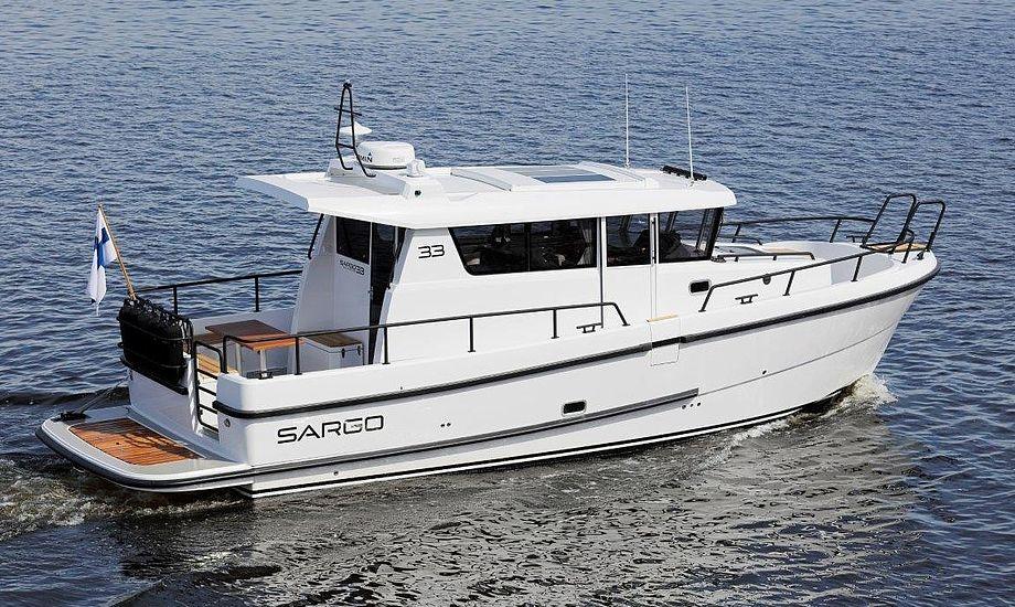 Sargo 33 fik pris i 2016, nu kan den opleves i Ishøj fra 1 til 3 .september 2017. PR-foto