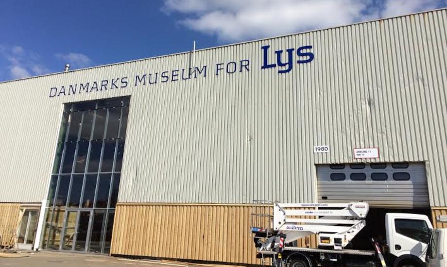 I 2016 kunne museet hænge dets navn på værftets mure. Et navn, som de frivillige håber får lov at blive stående. Arkivfoto