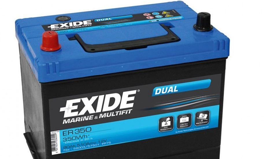 Batterier til både skal holdes opladet gennem vinteren, så klarer de bedst frostvejr, det er bedst at lade dem hver anden måned.