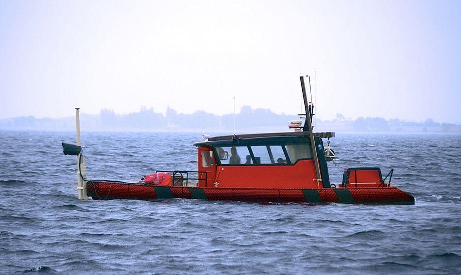 Det går godt for danske Tuco Marine, der leverer både til såvel ind- som udland. Her det seneste skud på stammen, den hydrografiske undersøgelsesbåd. Foto: Tuco Marine