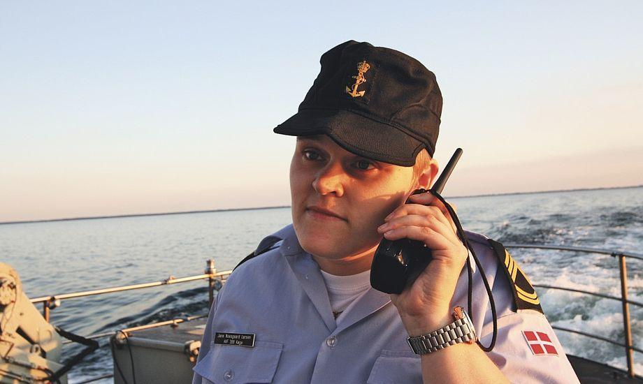 Med de rette alarmeringsmuligheder ombord er det langt lettere at komme i kontakt med redningstjenesten ved en nødsituation. Foto: Søsportens Sikkerhedsråd / Per S. Lynge