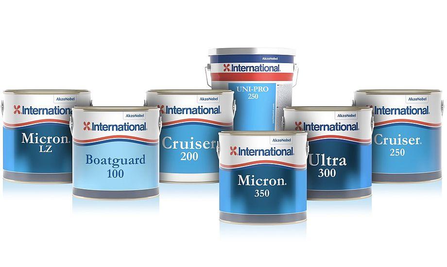 De nye International-malinger vil have det samme prisniveau som de foregående. PR-foto