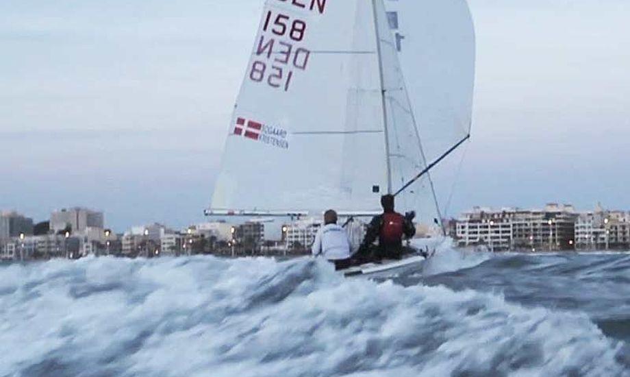 470erne havde fået deres sag for i de store bølger. Foto: Henrik Søgaard