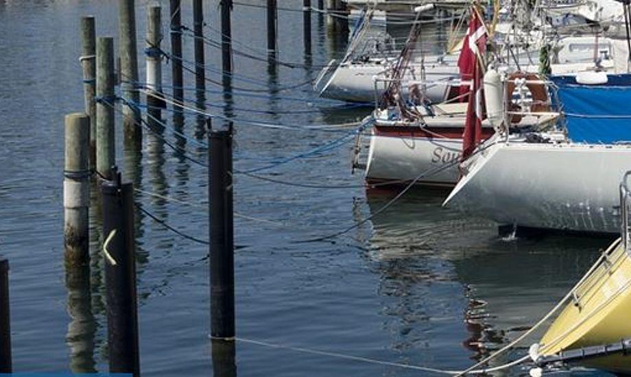 Gråsten Sejlklub er pr. 9. oktober ikke længere en del af Dansk Sejlunion. Foto: Dansk Sejlunion