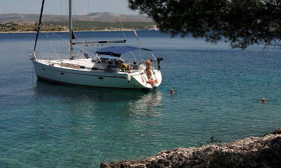 Flere tilbringer nu ferien på lejet båd. Foto: Niels Kjeldsen
