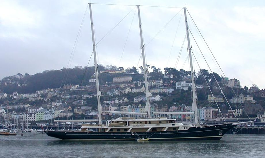 Eos i Dartmouth i 2008. Foto: wikipedia