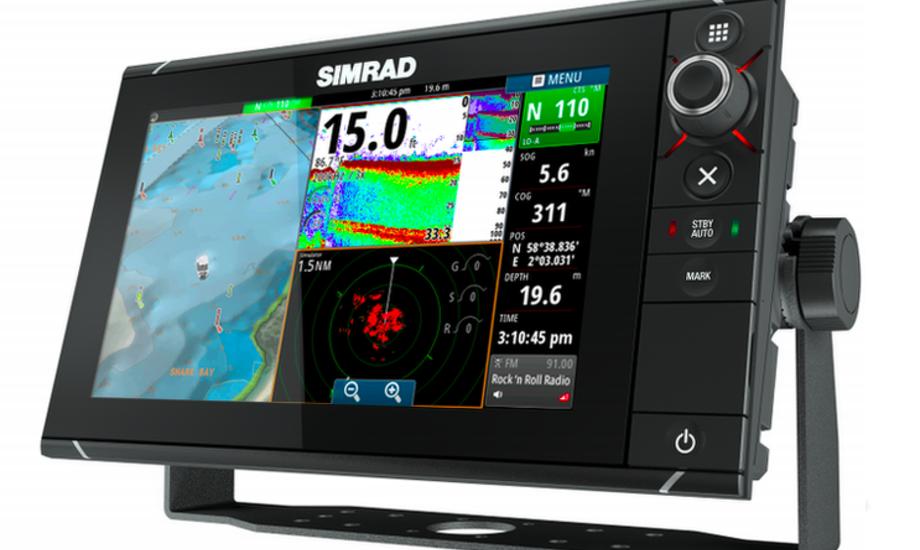 Fiskerne kan med opgraderingen eksempelvis generere egne HD dybdekort. Foto: PR-foto