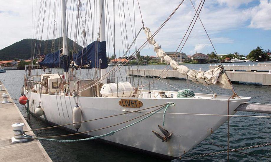 Livet ligger og venter på sin nye ejer i Vestindien på St. Lucia. Foto: Mikkel Synnestvedt