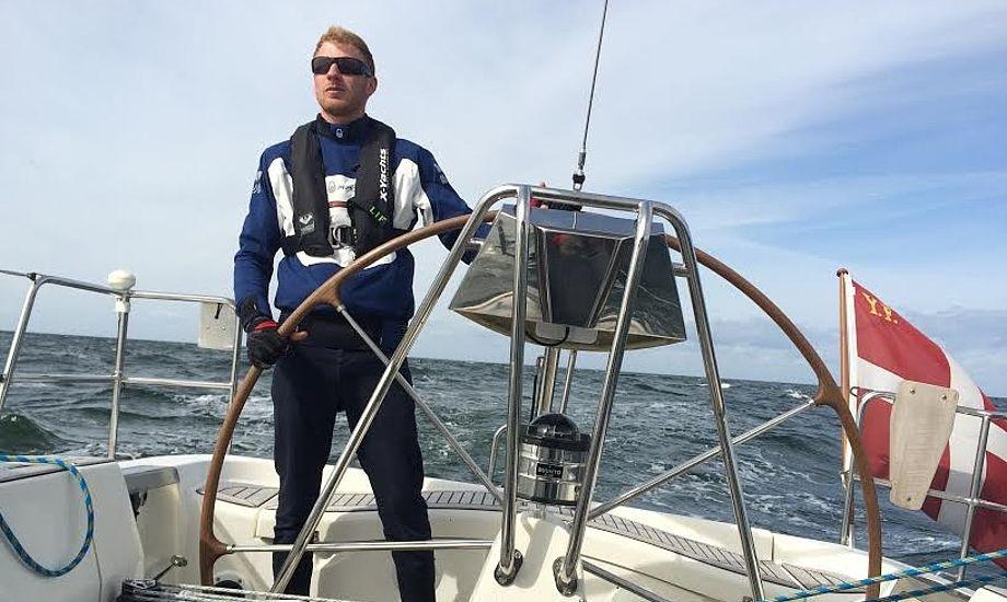 Men en baggrund som doublehand sejler, var det en ny og spændende udfordring  at deltage i årets udgave af Silverrudder.