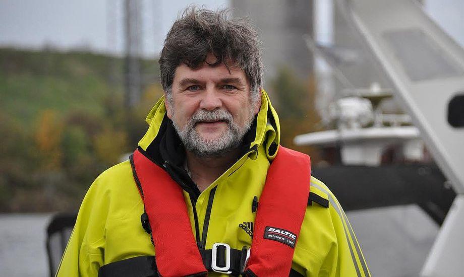 Sten Emborg er netop gående ind til sit ottende år som daglig leder af Søsportens Sikkerhedsråd. Foto: Leif Nielsen