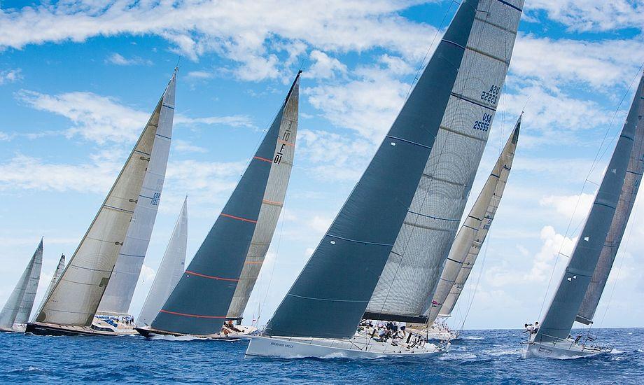 Elvstrøm Sails vil mere ind på superyachts-markedet med Epex-sejl, hvor North Sails står stærkt med 3Di-sejl.