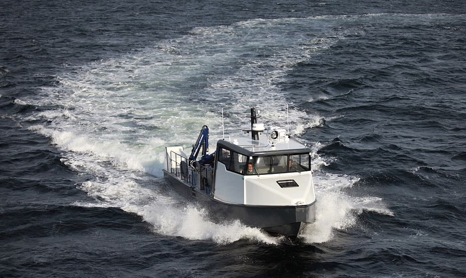 Som ved de resterende ProZero-både er denne omhyggeligt tilpasset kundens unikke specifikationer. Foto: Tuco Marine