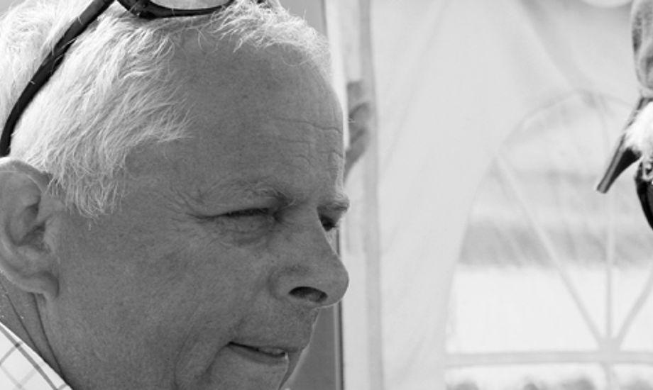 Carl Gerstrøm i Middelfart til match race
