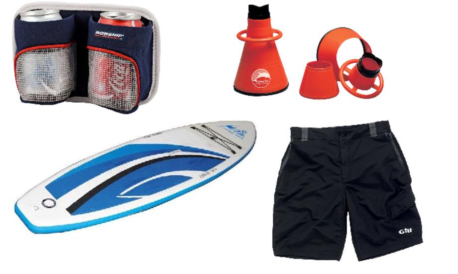 Produkter, du kan have med på sommerturen.