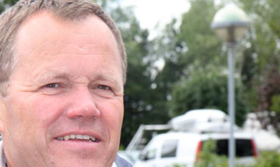 Jens Christensen i Vallensbæk til VM i Finnjolle