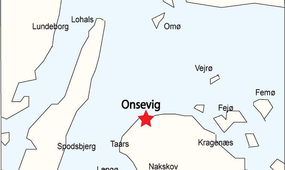 Sådan så Onsevig Havn