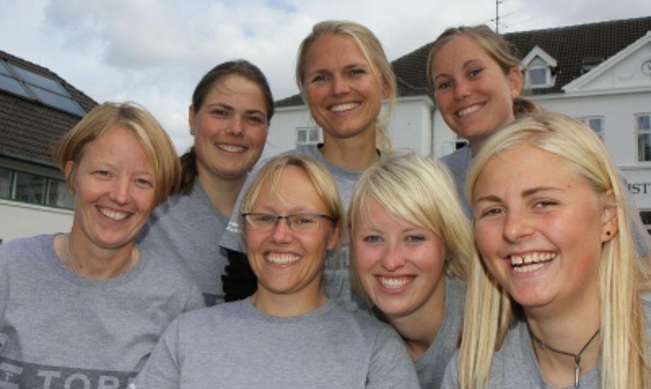 ol-kvinder i match race
