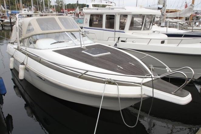 Læs blandt andet om denne norskbyggede KMW 2500 i artiklen. Foto: YachtBasen