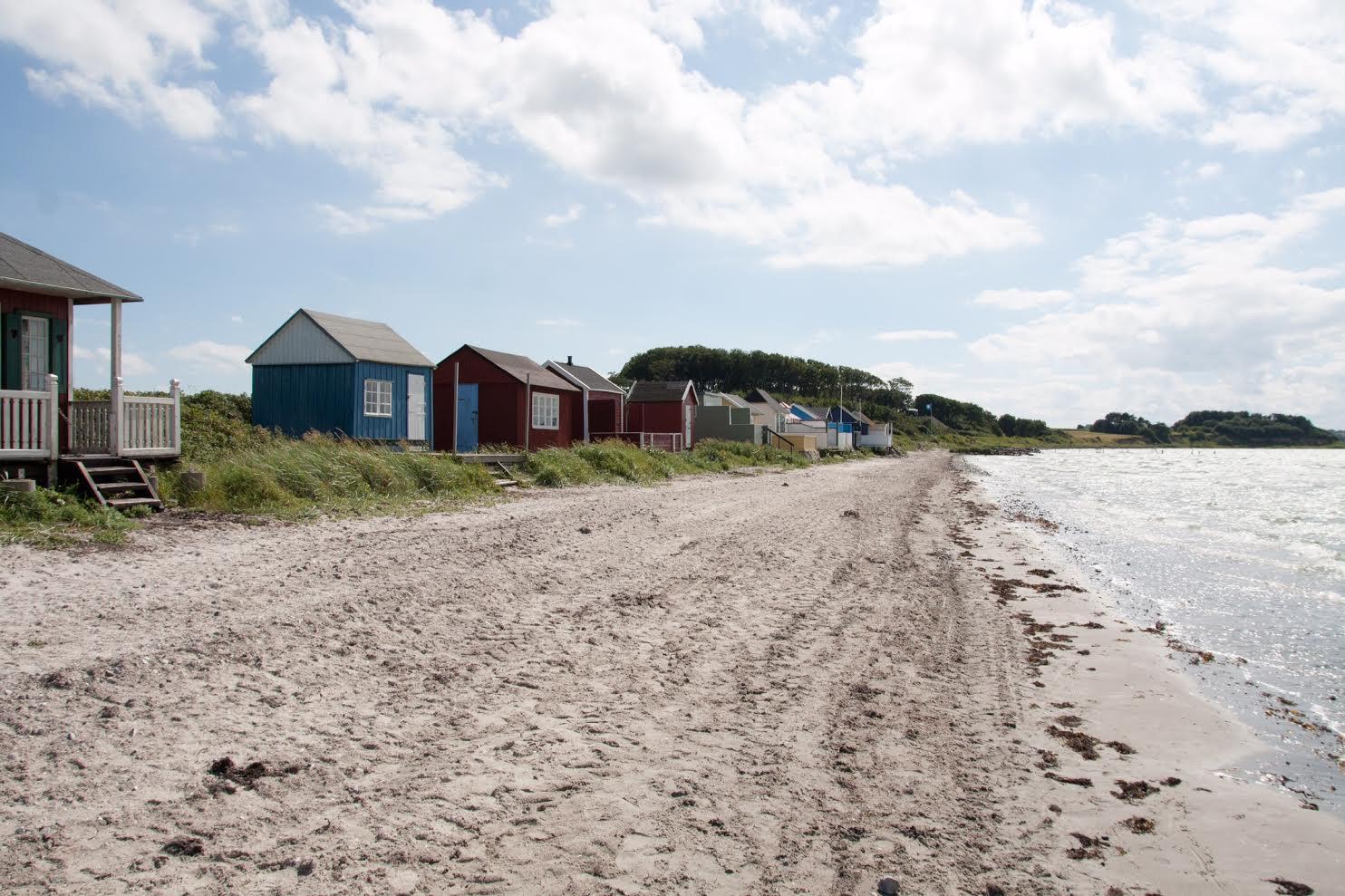 Ærø byder på omkring 80 kilometers kystlinje. Foto: Claus Holst Johansen