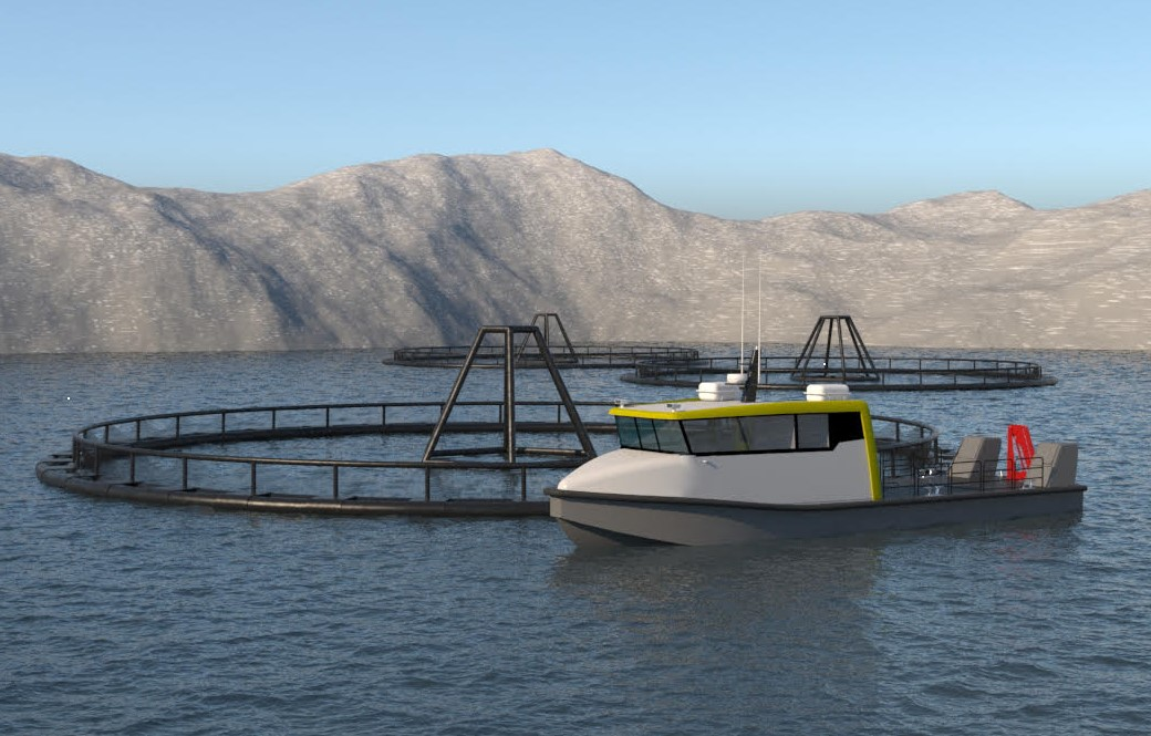 ProZero slanke skrog sikrer bådenes kapacitet til at levere en stabil sejlads, også i hård sø, hvor de fleste både må give op, fortæller Tuco.